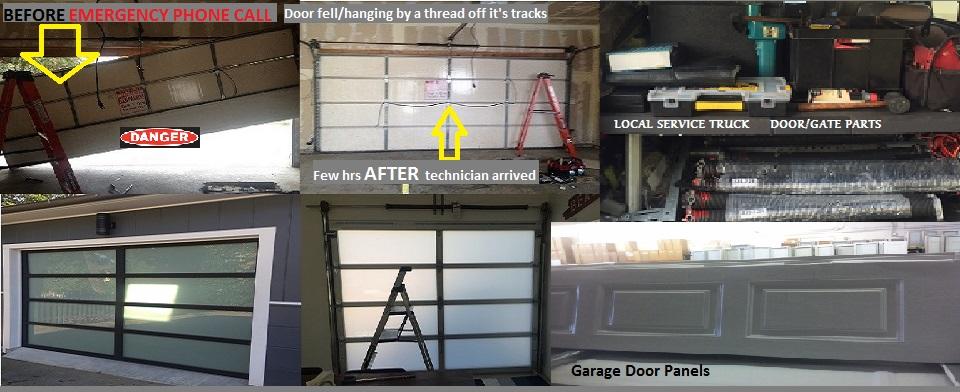 garage door repair sales and service residential garage door